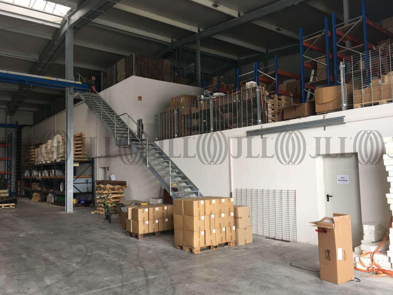 Hallen Meiningen, 98617 - Halle - Meiningen, Dreißigacker - B1454 - 9800054