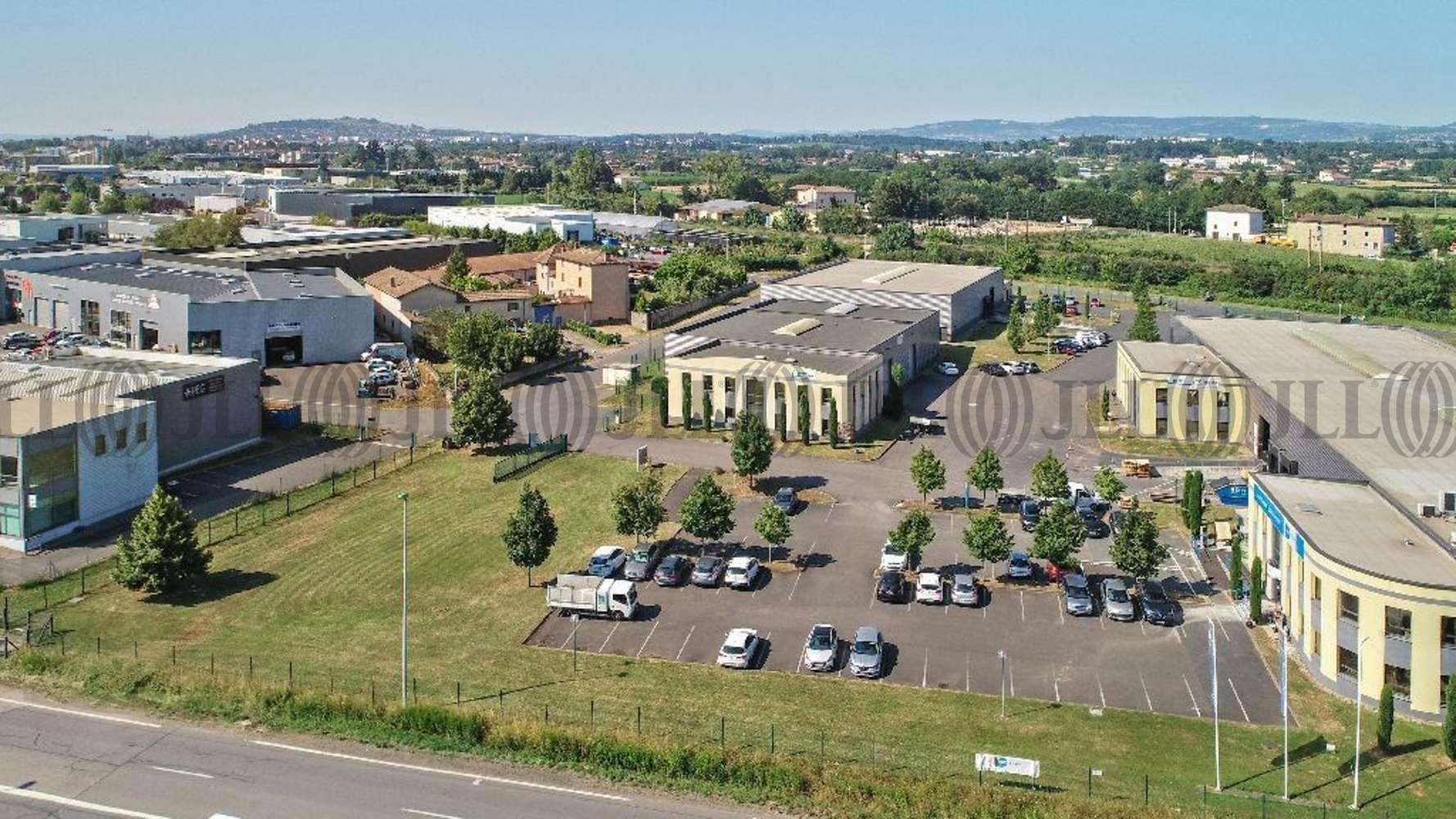 Activités/entrepôt Arnas, 69400 - Location locaux d'activité Lyon Nord - 9862408