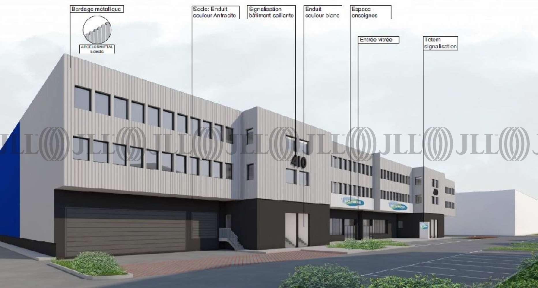 Activités/entrepôt Aubervilliers, 93300 - PARC DU MAUVIN - BAT 410 - 9874497
