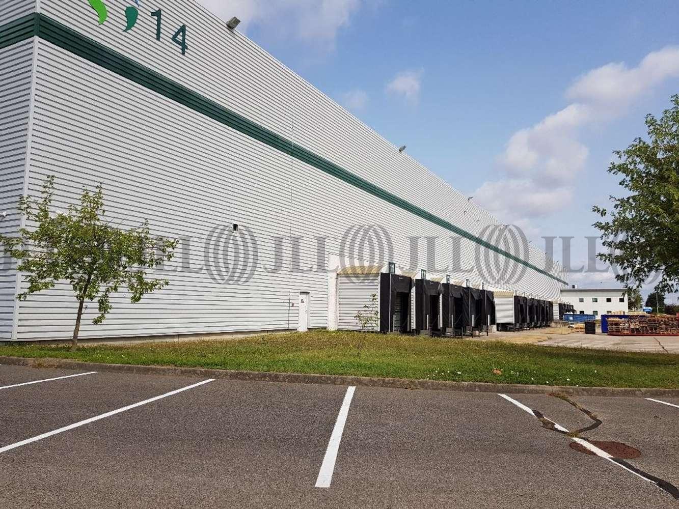 Plateformes logistiques St quentin fallavier, 38070 - Location entrepot Lyon - Nord-Isère (38) - 9930511