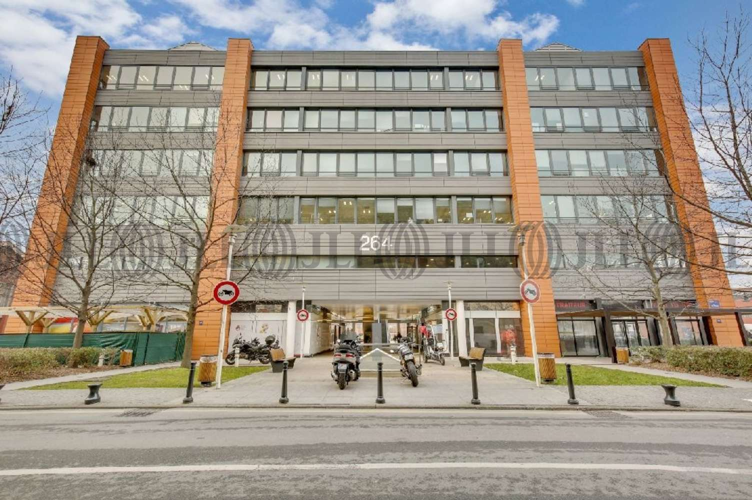 Bureaux Aubervilliers, 93300 - PARC DES PORTES DE PARIS - BAT. 264 - 9936141