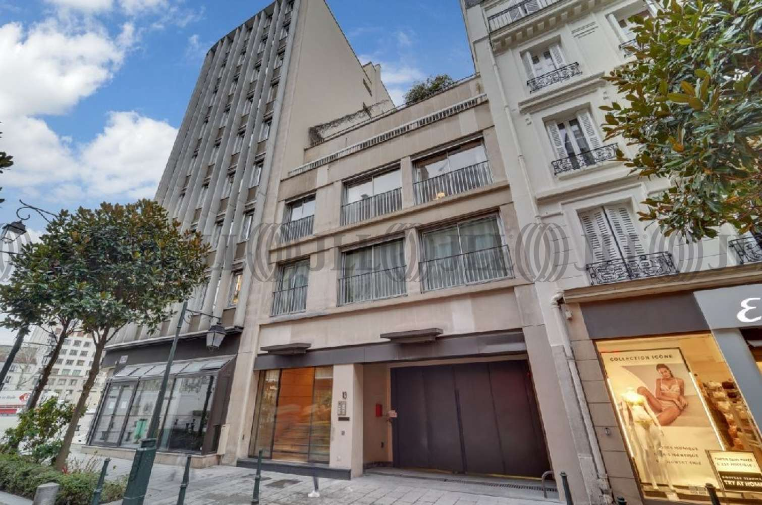 Bureaux Neuilly sur seine, 92200 - 13 RUE MADELEINE MICHELIS - 9993185