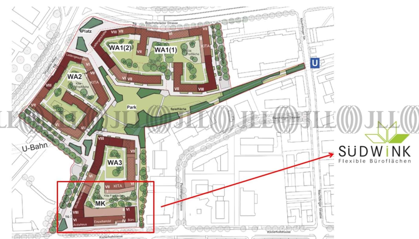 Büros München, 81379 - Büro - München, Thalk.Obersendl.-Forsten-Fürstenr.-Solln - M1205 - 10013730