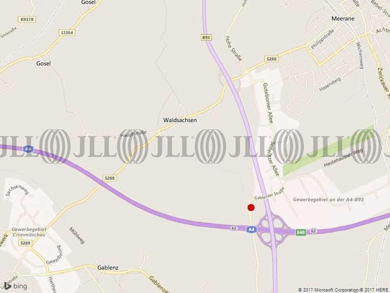 Hallen Meerane, 08393 - Halle - Meerane - B1270 - 10028602