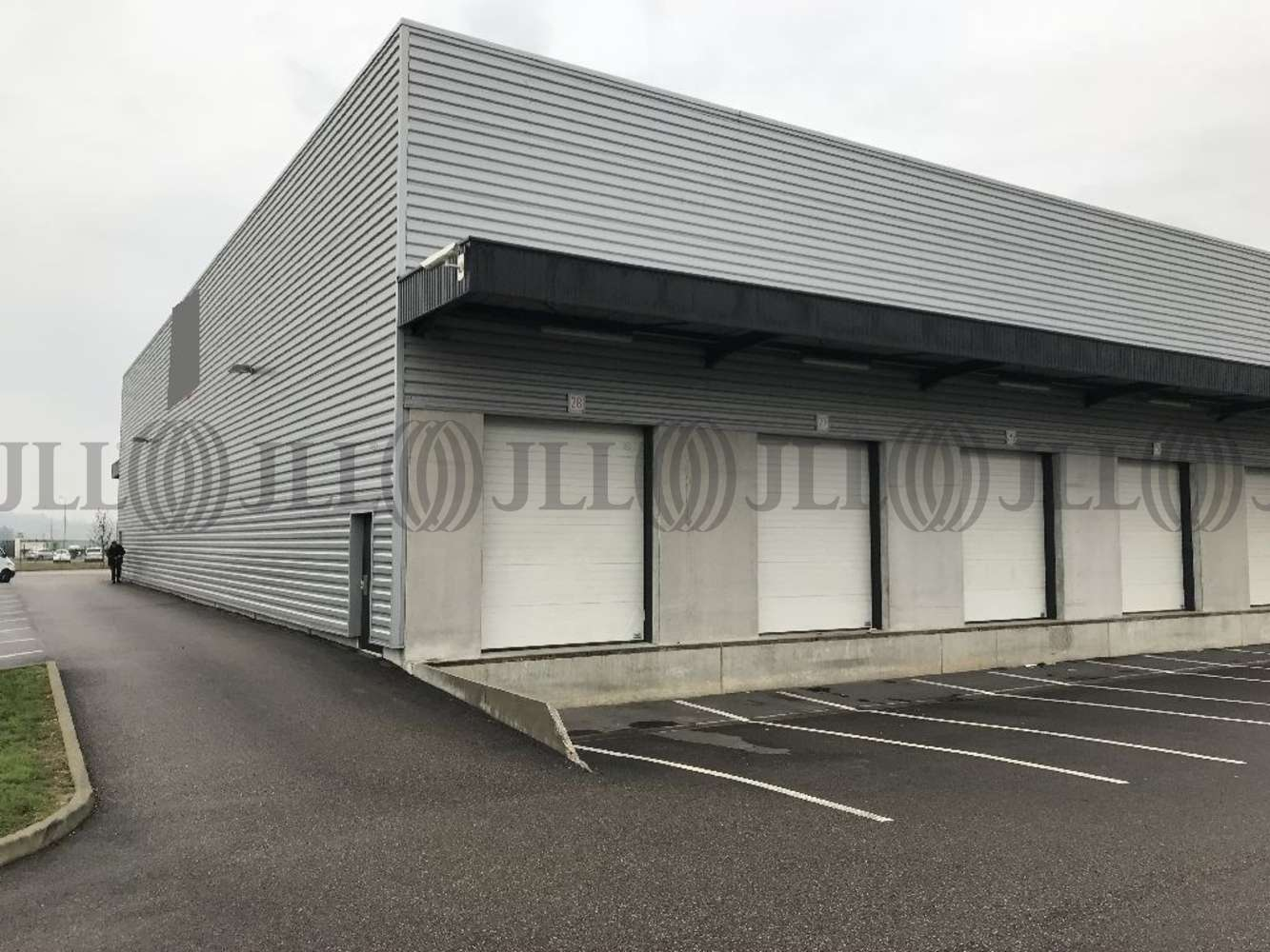 Activités/entrepôt St pierre de chandieu, 69780 - Entrepot à vendre Lyon Sud - Rhône (69) - 10029449