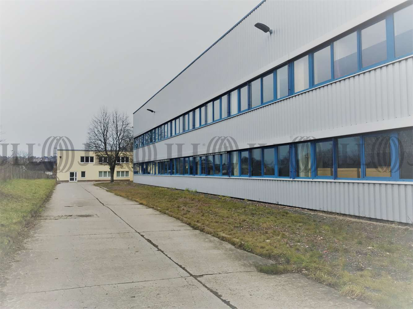 Hallen Oberlungwitz, 09353 - Halle - Oberlungwitz - B1695 - 10044809