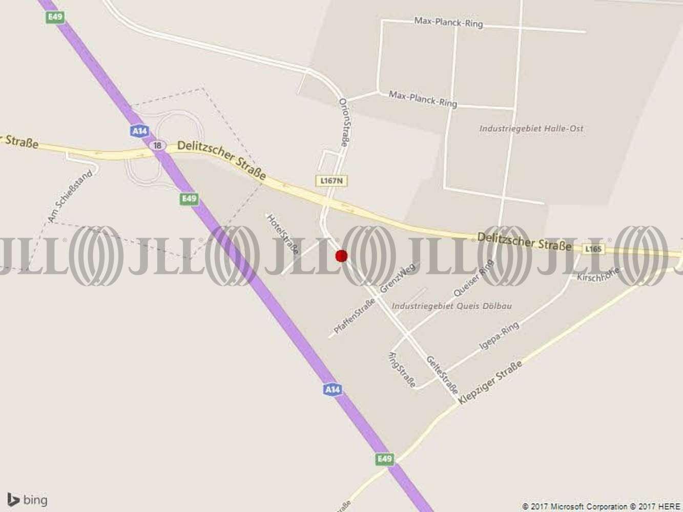 Hallen Kabelsketal, 06184 - Halle - Kabelsketal, Dölbau - B1294 - 10245351