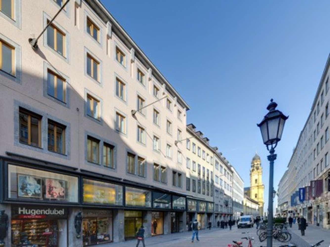 Büros München, 80333 - Büro auf Zeit - München - C0038 - 1346867