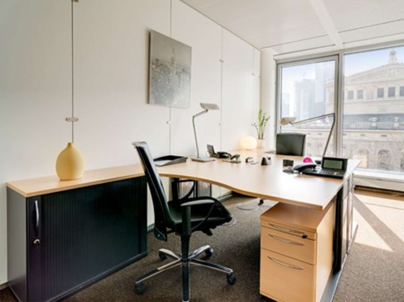 Büros Frankfurt am main, 60322 - Büro auf Zeit - Frankfurt am Main - C0021 - 1346761