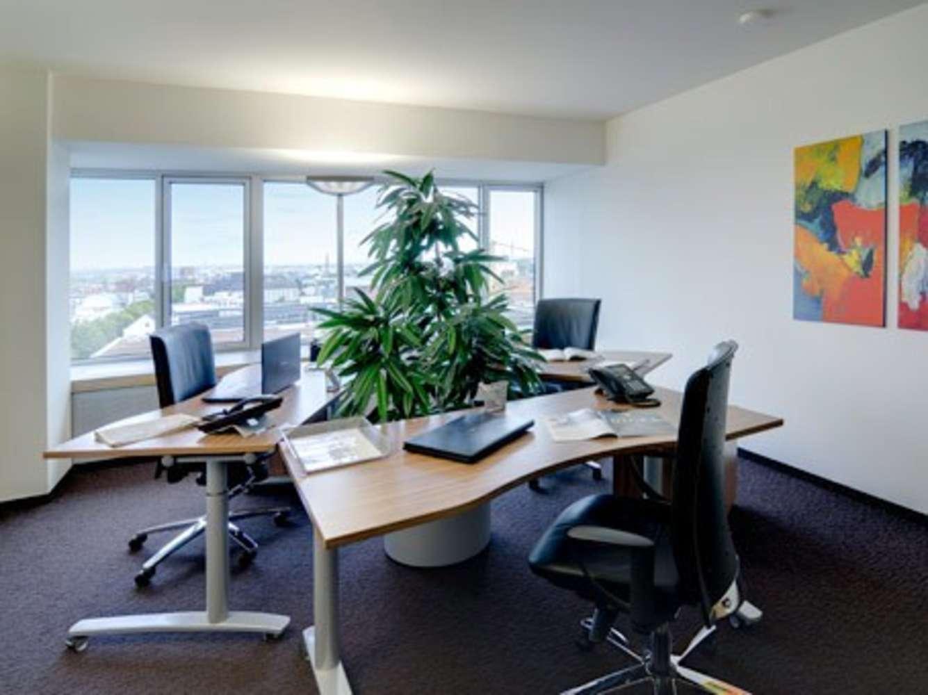 Büros Frankfurt am main, 60314 - Büro auf Zeit - Frankfurt am Main - C0033 - 1346930