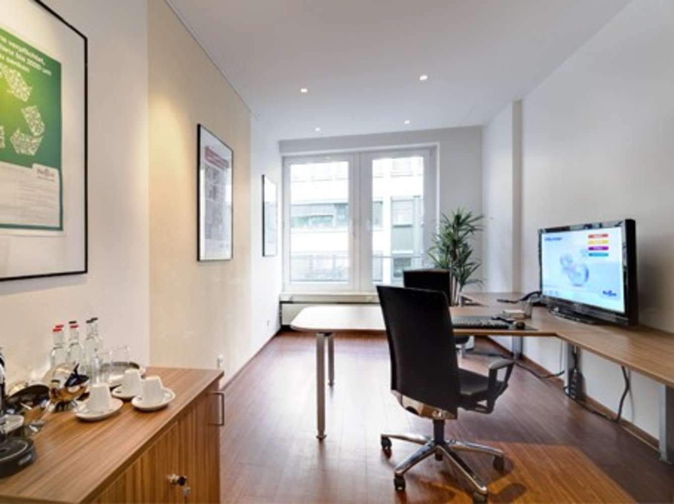Büros Hamburg, 20095 - Büro auf Zeit - Hamburg - C0013 - 1347314