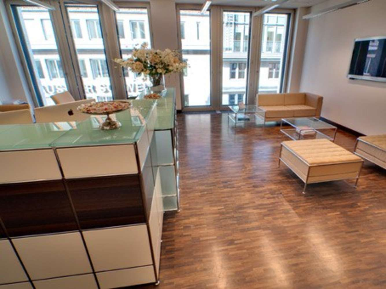Büros Berlin, 10117 - Büro auf Zeit - Berlin - C0055 - 1346813