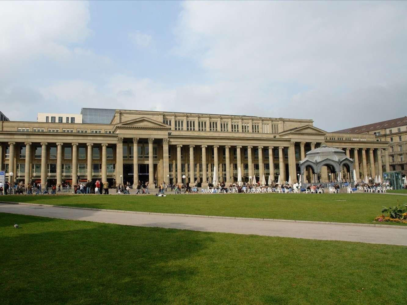 Büros Stuttgart, 70173 - Büro auf Zeit - Stuttgart - C0074 - 1347062