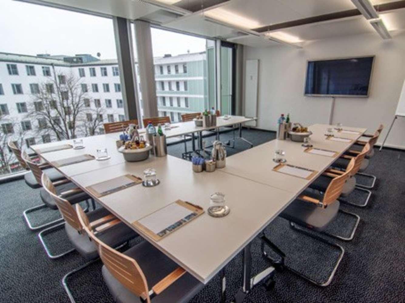 Büros München, 80331 - Büro auf Zeit - München - C0041 - 1347308