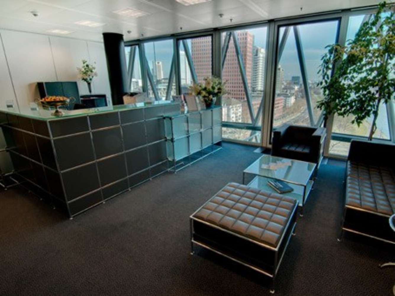 Büros Frankfurt am main, 60327 - Büro auf Zeit - Frankfurt am Main - C0028 - 1347002
