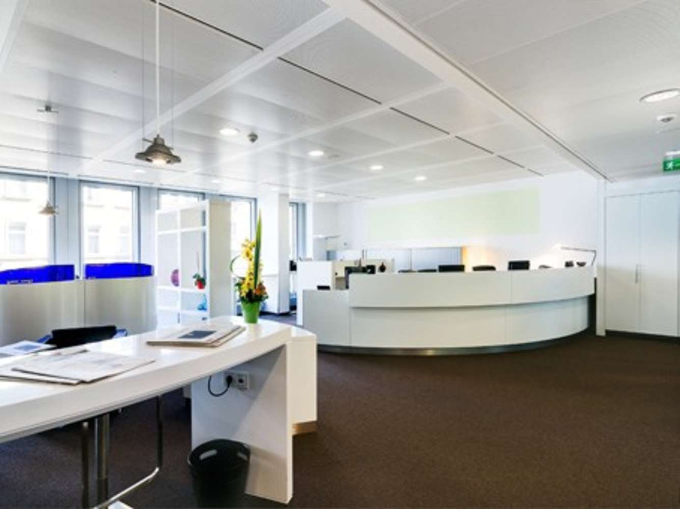 Büros Frankfurt am main, 60322 - Büro auf Zeit - Frankfurt am Main - C0021 - 1347237