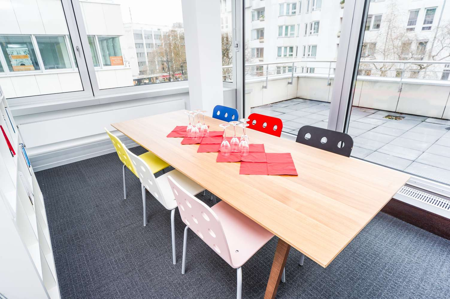 Büros Berlin, 10707 - Büro auf Zeit - Berlin - C0058 - 3529479