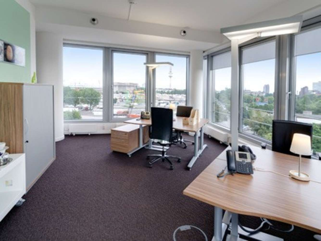 Büros Hamburg, 20359 - Büro auf Zeit - Hamburg - C0016 - 1346960