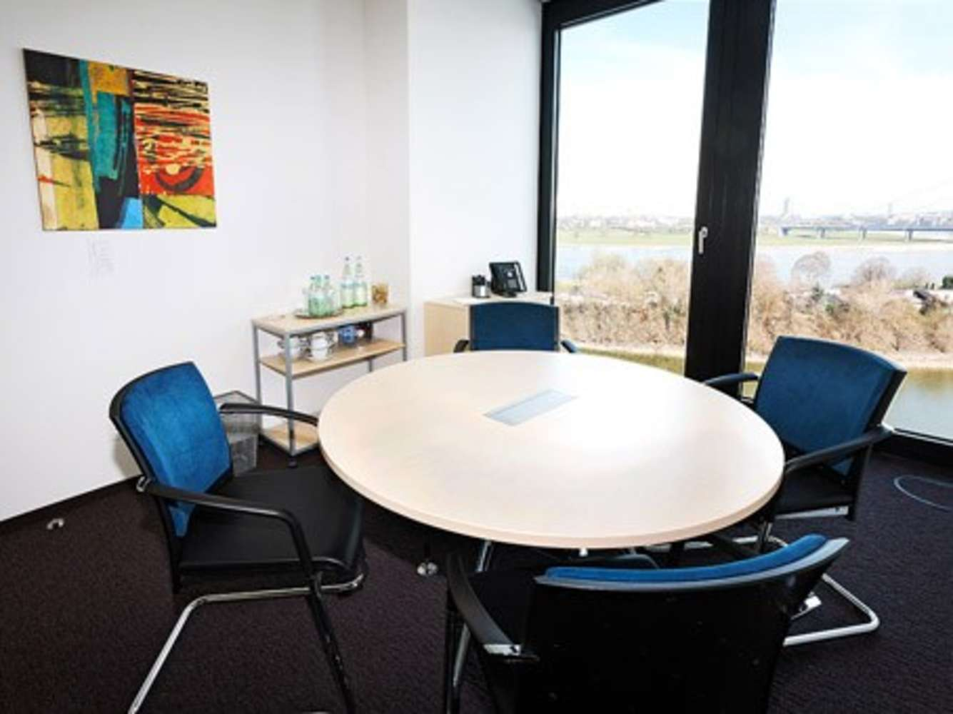 Büros Düsseldorf, 40221 - Büro auf Zeit - Düsseldorf - C0071 - 1347123