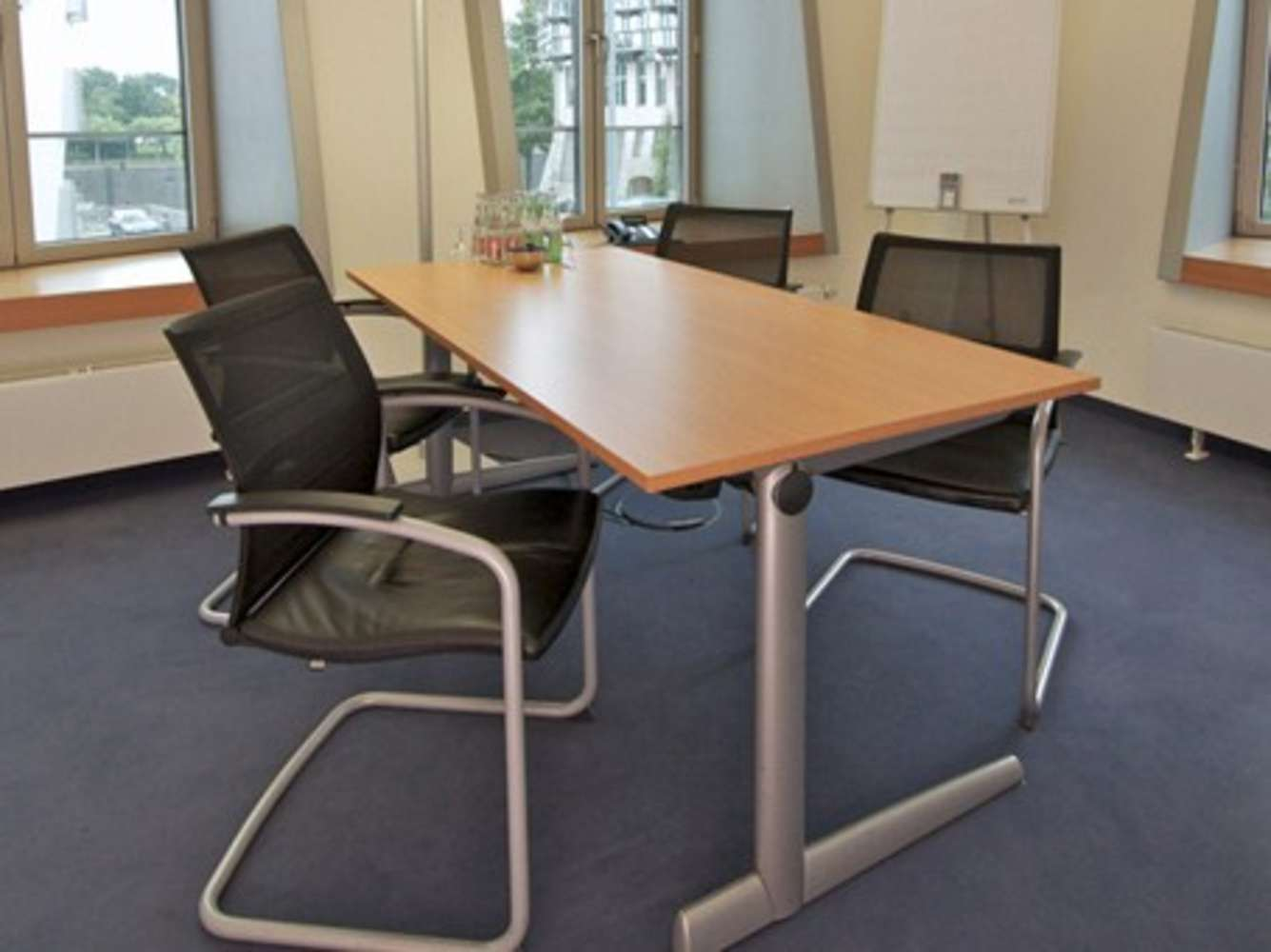 Büros Düsseldorf, 40221 - Büro auf Zeit - Düsseldorf - C0070 - 1347135