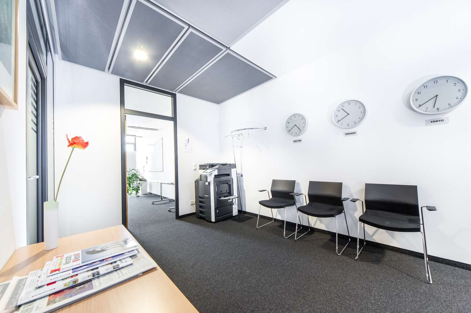 Büros Dresden, 01067 - Büro auf Zeit - Dresden - C0063 - 3527462