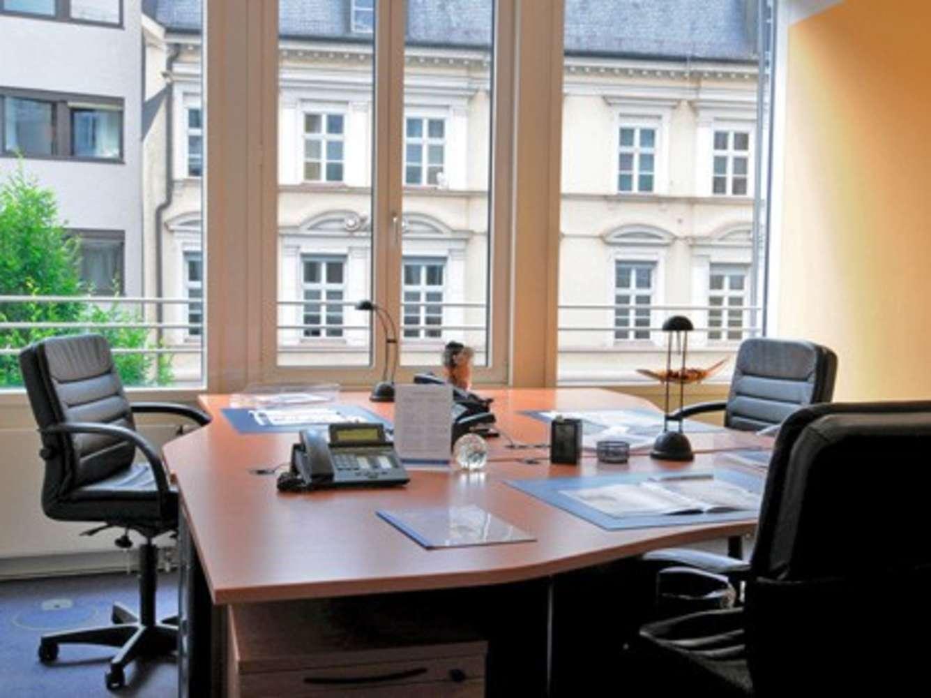 Büros München, 80539 - Büro auf Zeit - München - C0040 - 1347221
