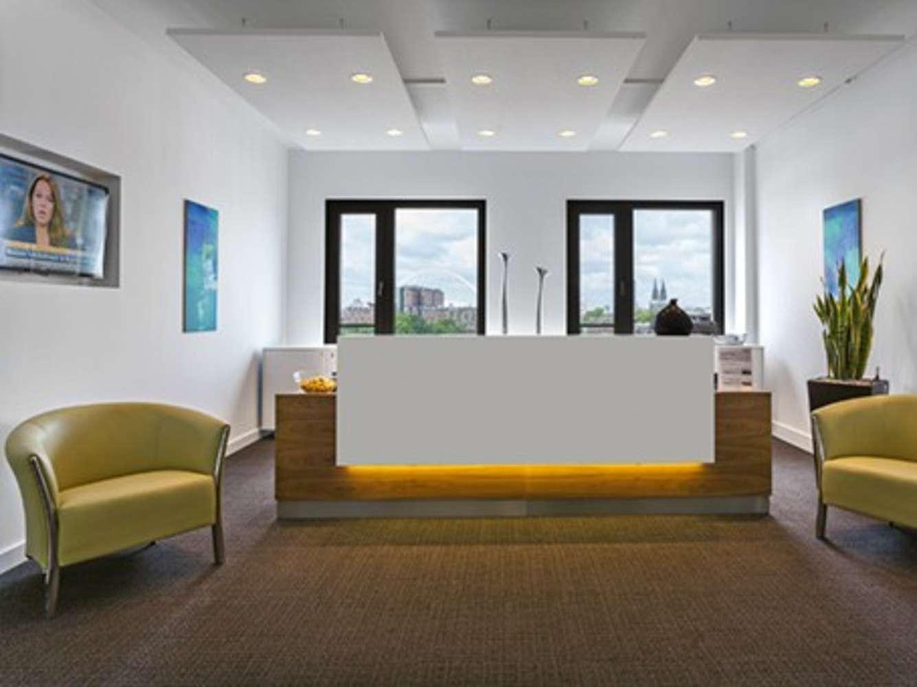 Büros Köln, 51103 - Büro auf Zeit - Köln - C0007 - 1347098