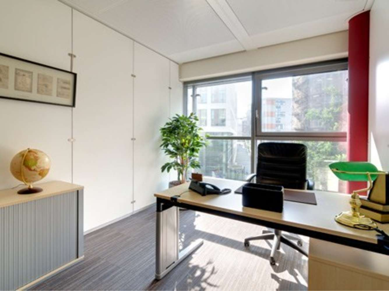 Büros Hamburg, 20354 - Büro auf Zeit - Hamburg - C0014 - 1347204