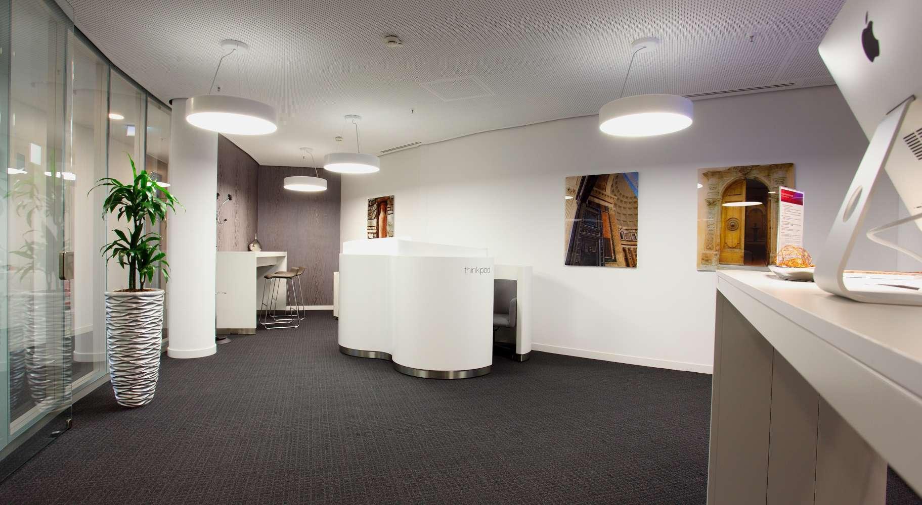 Büros Düsseldorf, 40212 - Büro auf Zeit - Düsseldorf - C0064 - 3522954