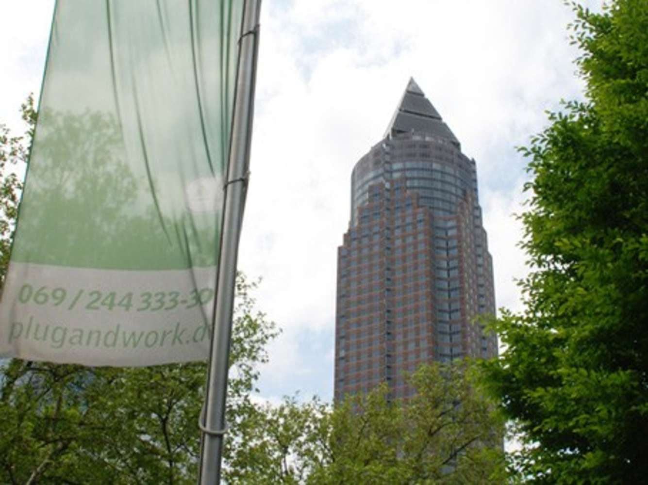 Büros Frankfurt am main, 60325 - Büro auf Zeit - Frankfurt am Main - C0030 - 1347144
