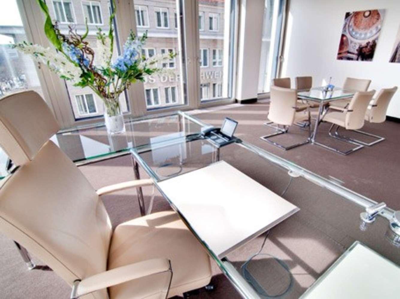 Büros Berlin, 10117 - Büro auf Zeit - Berlin - C0055 - 1347296