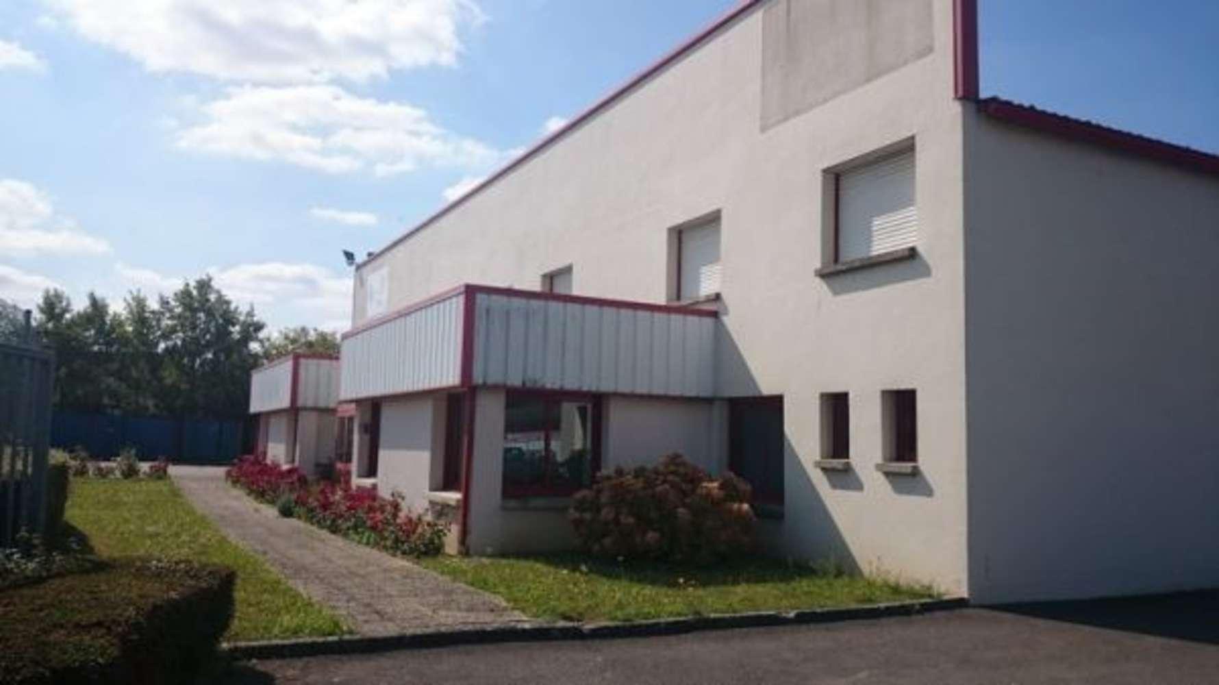 Activités/entrepôt Vern sur seiche, 35770 -  - 8215574