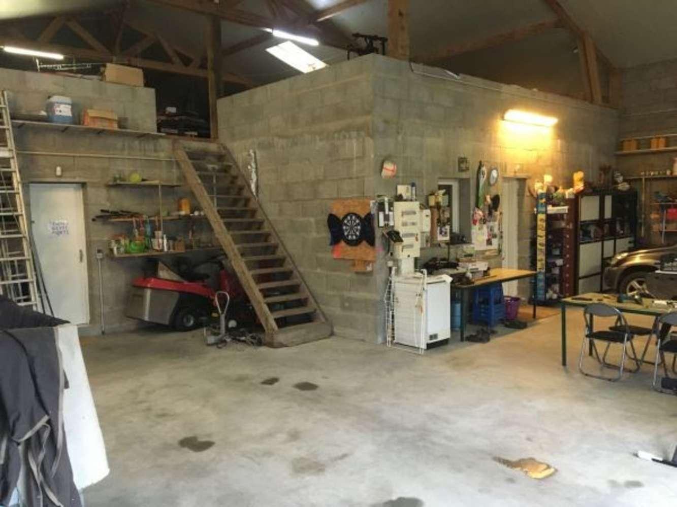 Activités/entrepôt La meziere, 35520 - LA MEZIERE - 8289999