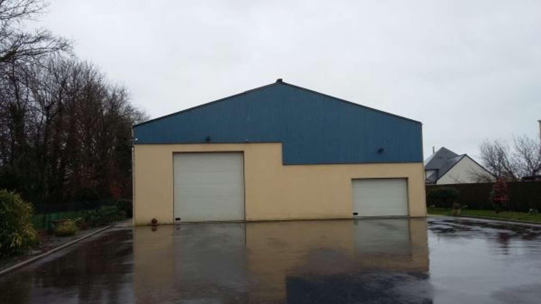 Activités/entrepôt La meziere, 35520 - LA MEZIERE - 8302517