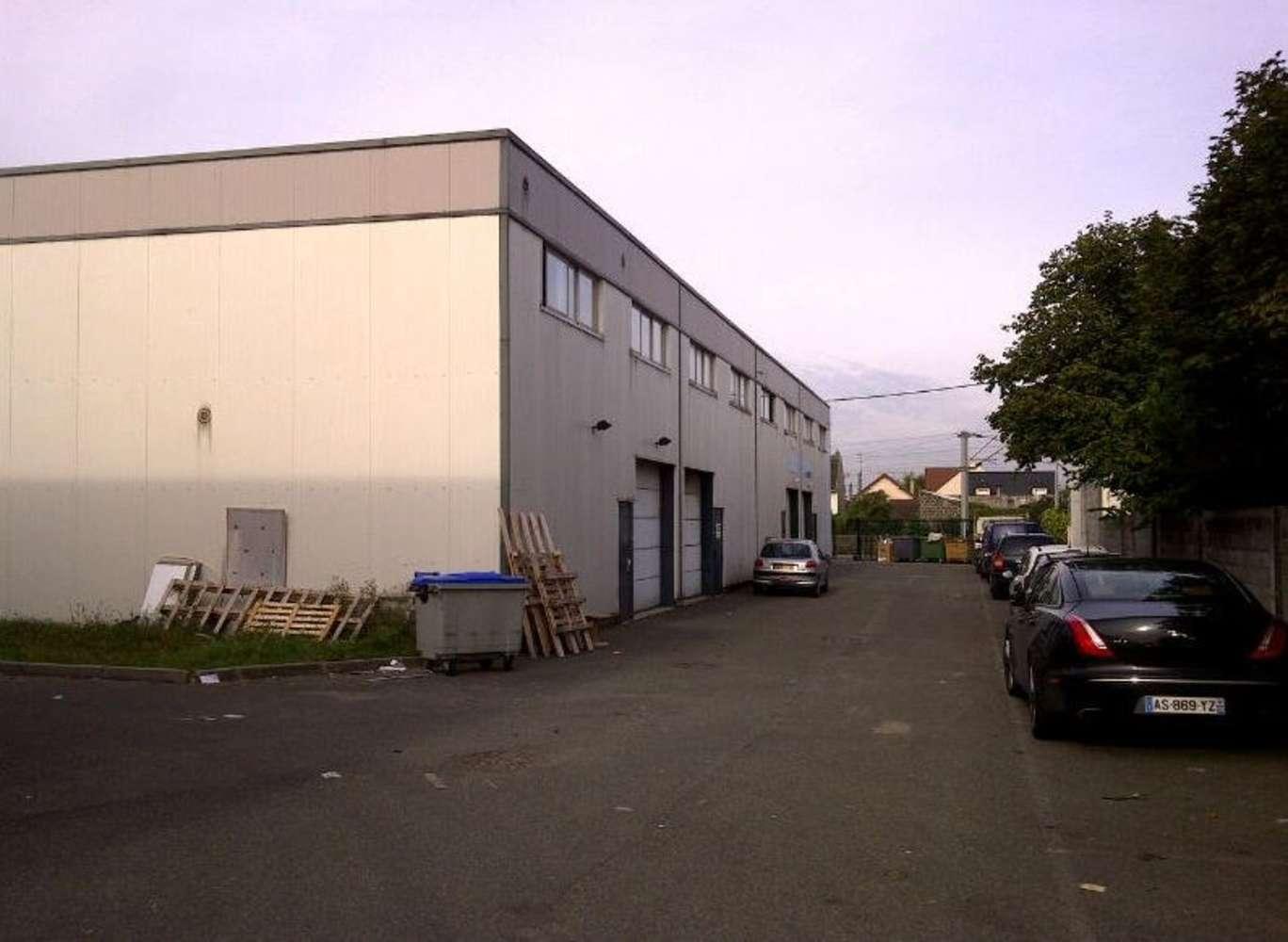 Activités/entrepôt Houilles, 78800 - ZI DE LA VAUDOIRE - 8624203