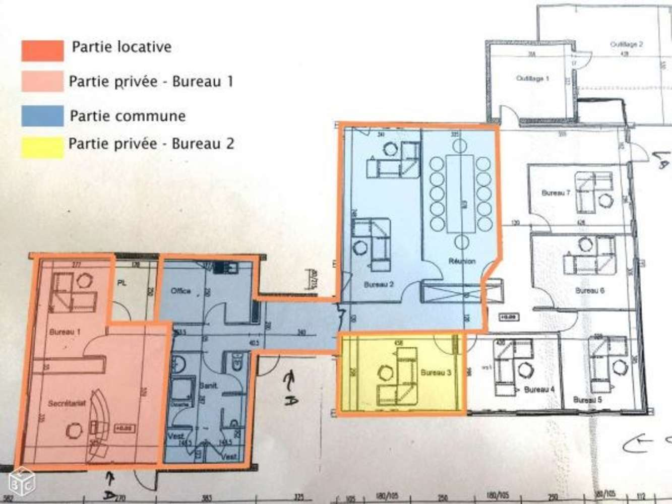 Bureaux Romille, 35850 - ROMILLE - 8731437