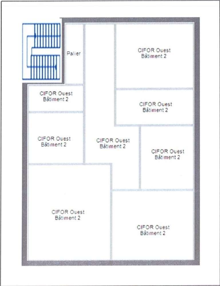 Bureaux Nantes, 44100 - BOULEVARD JEAN MOULIN - 8739420