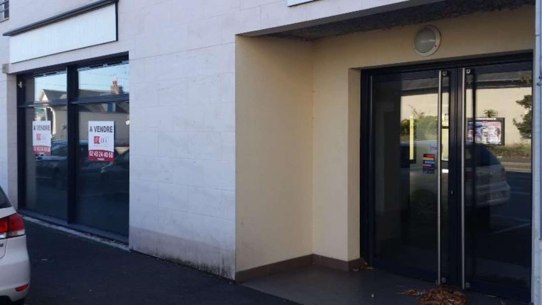 Bureaux Le mans, 72000 - AVENUE RHIN ET DANUBE - 9087069
