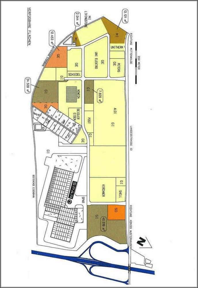 Hallen Mittenwalde, 15749 - Halle - Mittenwalde - B0019 - 9391001