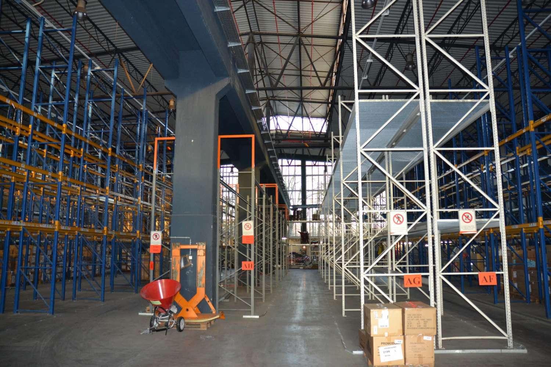 Hallen Düsseldorf, 40472 - Halle - Düsseldorf, Rath - D0805 - 9394980