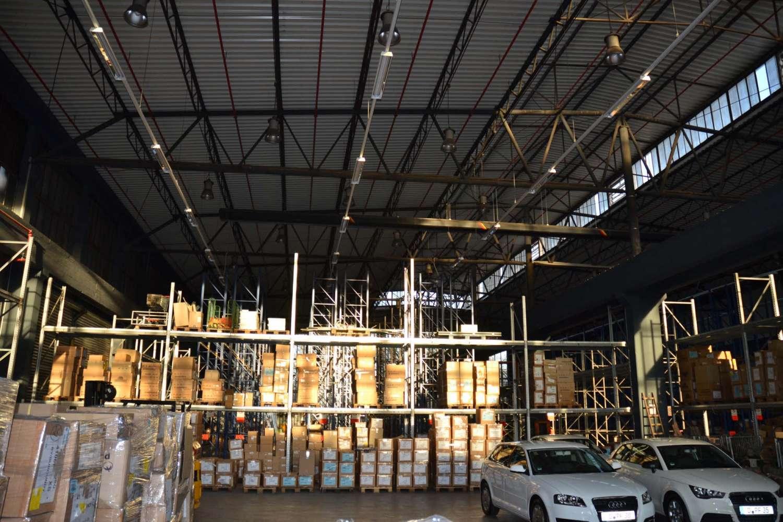 Hallen Düsseldorf, 40472 - Halle - Düsseldorf, Rath - D0805 - 9394982
