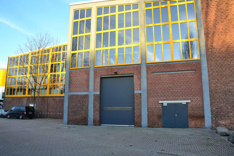 Hallen Düsseldorf, 40472 - Halle - Düsseldorf, Rath - D0805 - 9394984