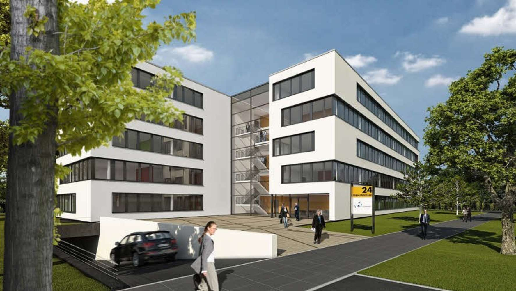 Büros Darmstadt, 64295 - Büro - Darmstadt - F1601 - 9396377
