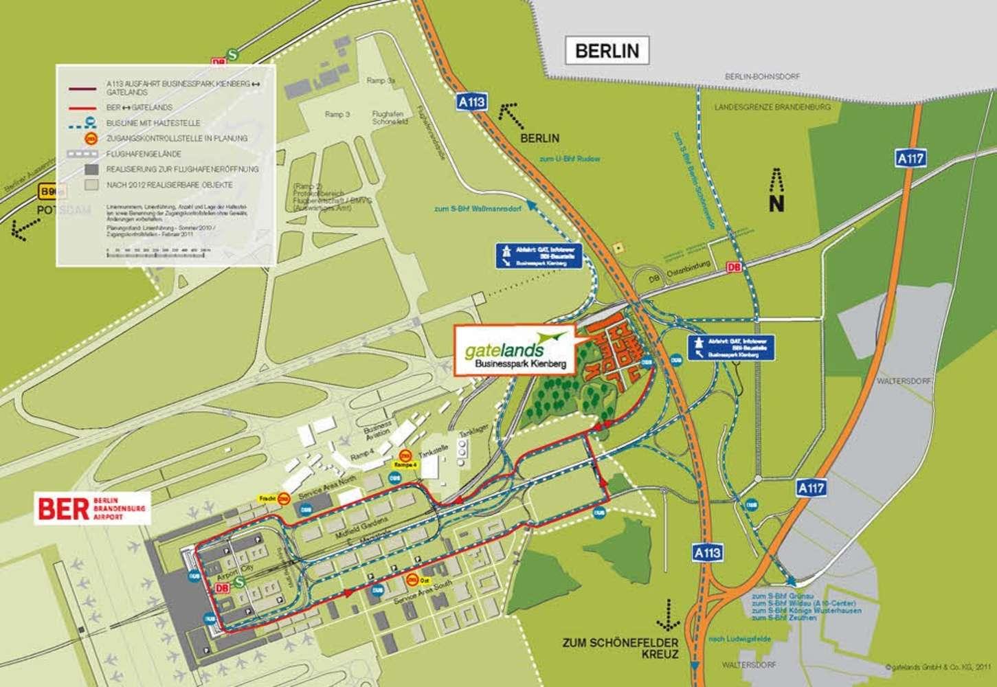 Büros Schönefeld, 12529 - Büro - Schönefeld, Waltersdorf - B0284 - 9397447