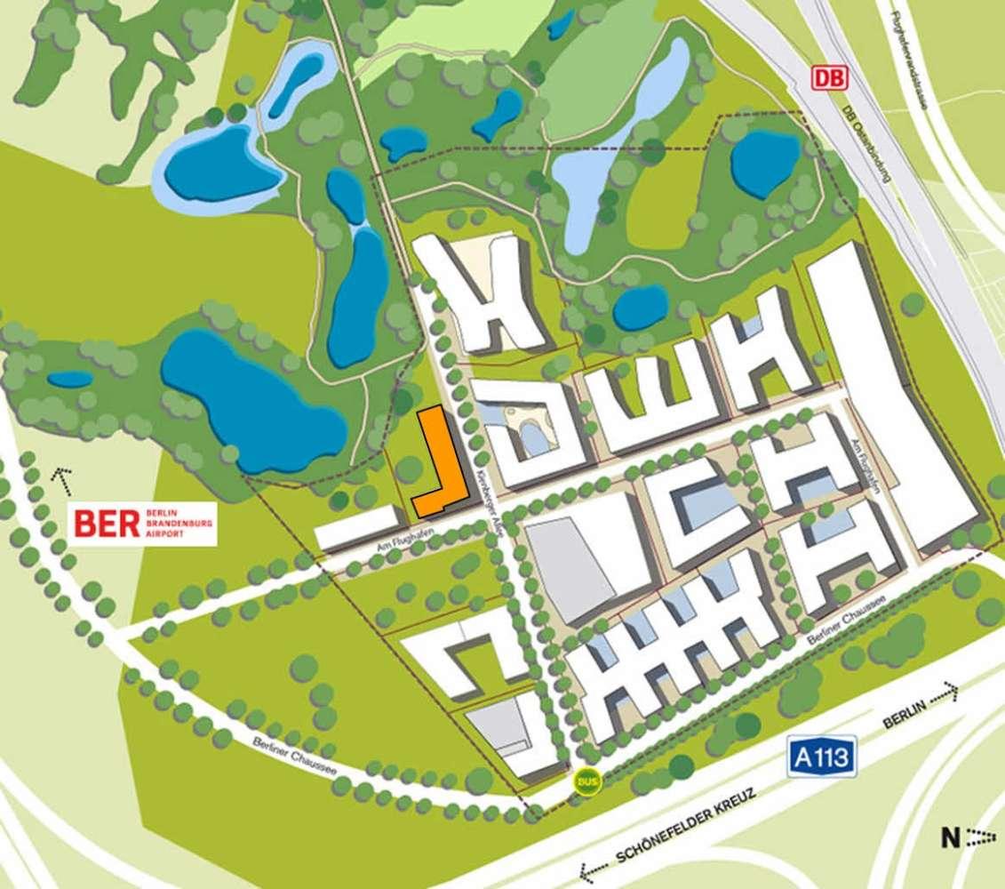 Büros Schönefeld, 12529 - Büro - Schönefeld, Waltersdorf - B0284 - 9397475