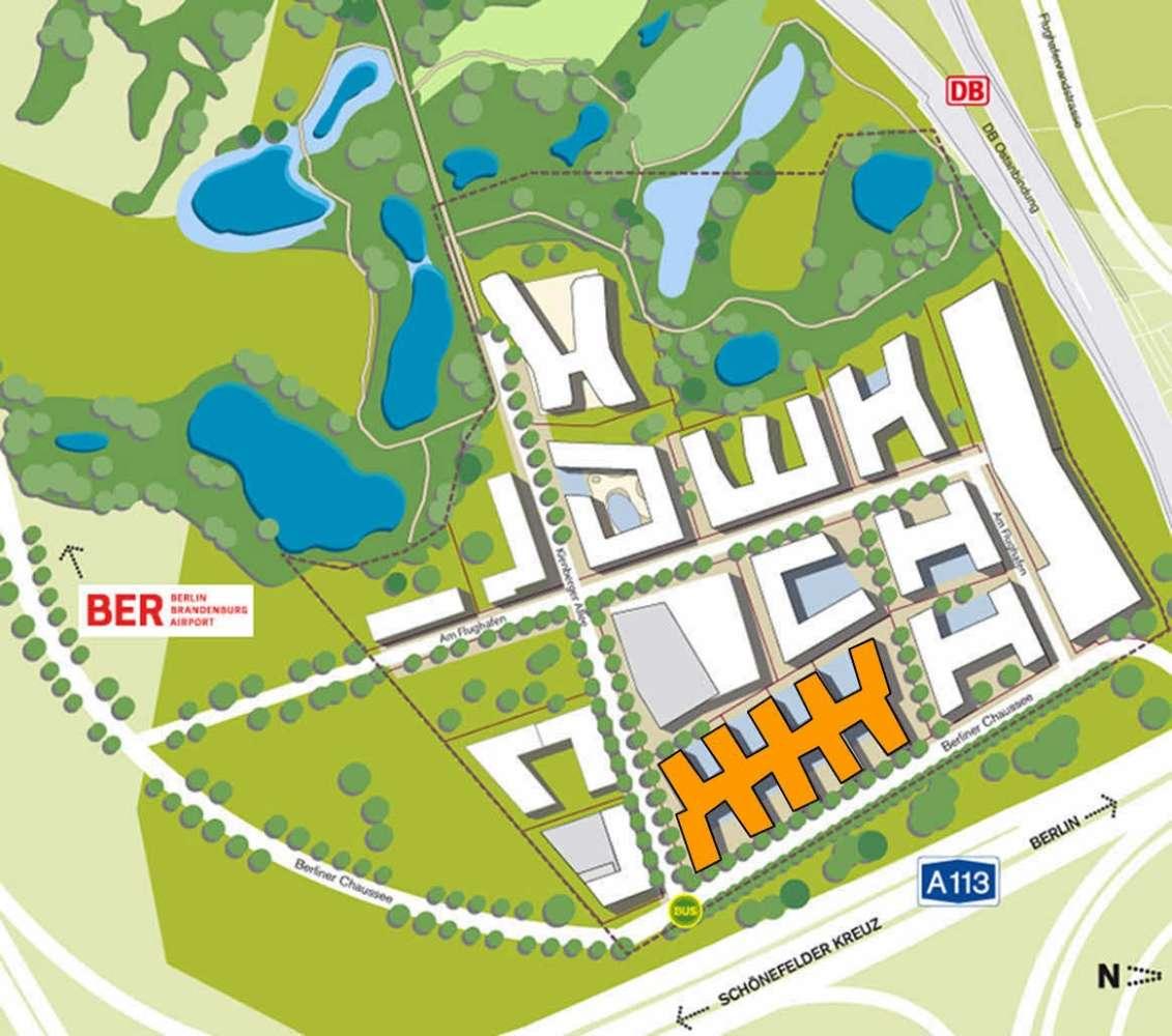 Büros Schönefeld, 12529 - Büro - Schönefeld, Waltersdorf - B0286 - 9397482
