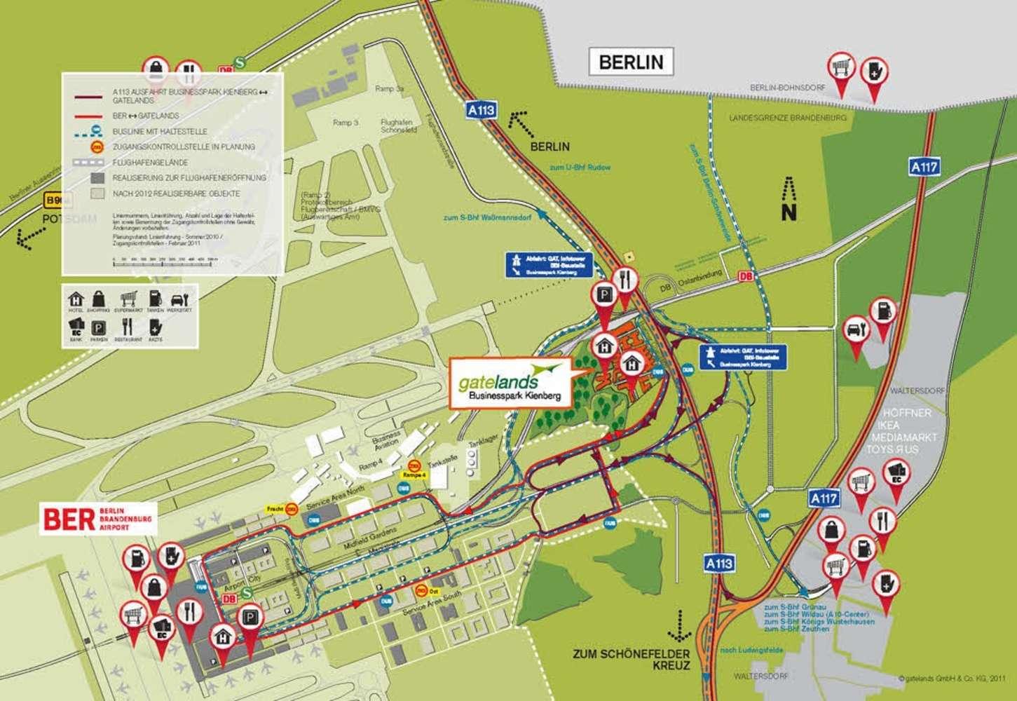 Büros Schönefeld, 12529 - Büro - Schönefeld, Waltersdorf - B0286 - 9397486