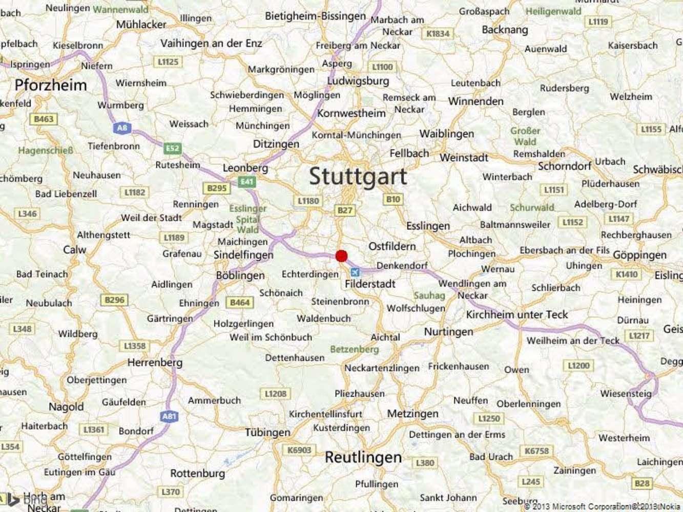 Büros Stuttgart, 70567 - Büro - Stuttgart, Möhringen - S0313 - 9404545