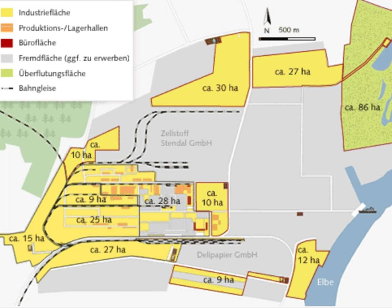 Hallen Arneburg, 39596 - Halle - Arneburg, Dalchau - B0798 - 9404576