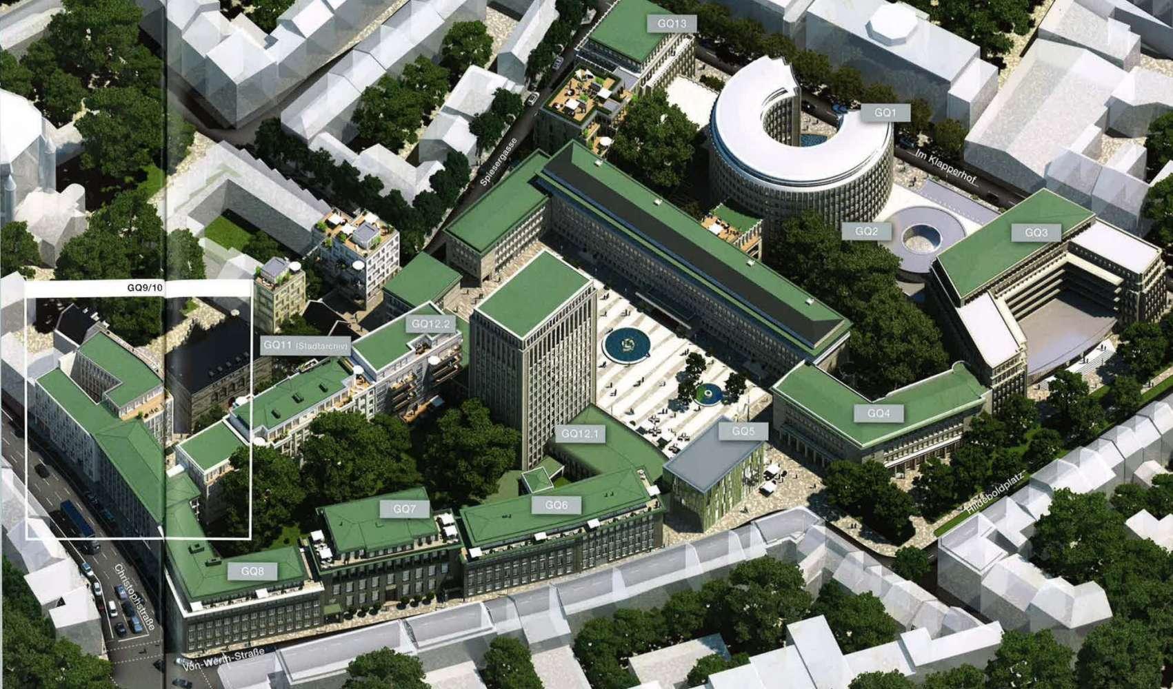 Büros Köln, 50670 - Büro - Köln, Altstadt-Nord - K0558 - 9404726